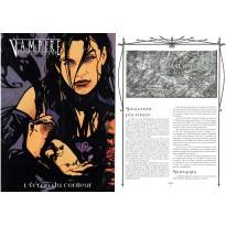 Vampire La Mascarade - L'Ecran du Conteur & livret (jdr 3e édition en VF)