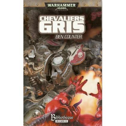 Chevaliers Gris (roman Warhammer 40,000 en VF) 001