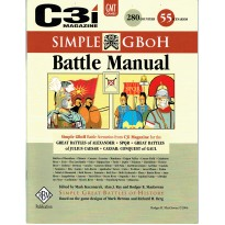 Simple GBoH - Battle Manual (C3i Magazine - wargame GMT en VO) 001