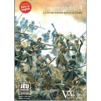Inkermann 1854 (wargame complet Vae Victis en VF & VO) 001