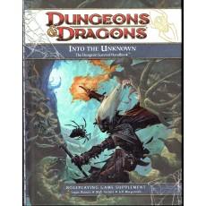 Into the Unknown - The Dungeon Survival Handbook (jdr D&D 4 en VO)