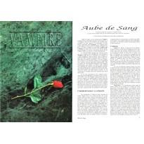 Vampire La Mascarade - L'Ecran du Conteur & livret (jdr 1ère édition en VF)