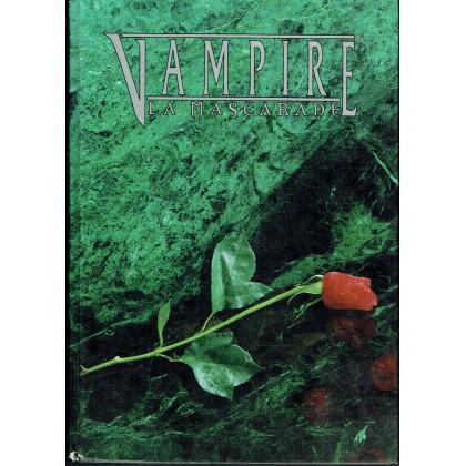 Vampire La Mascarade - Livre de Règles (jdr 3ème édition en VF) 003