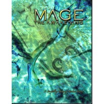 Mage The Awakening - The Roleplaying Game (livre de base jdr en VO)