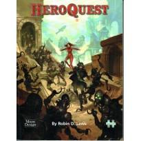 HeroQuest - Core Rules (Livre de base jdr 2nd edition en VO)