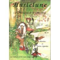 Hurlelune N° 4 - Les Chroniques de la Lune-Sang (jdr Hurlements) 002