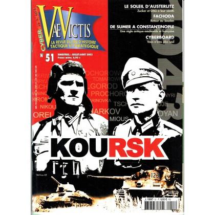 Vae Victis N° 51 (La revue du Jeu d'Histoire tactique et stratégique) 004