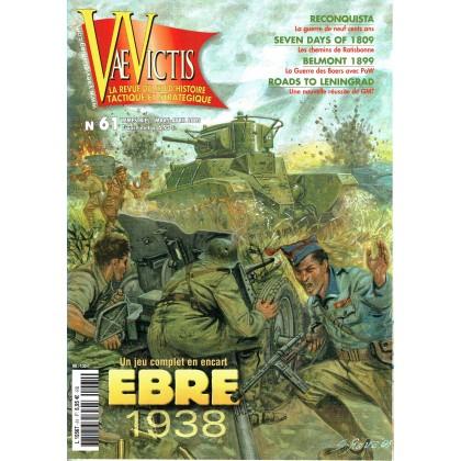 Vae Victis N° 61 (La revue du Jeu d'Histoire tactique et stratégique) 004