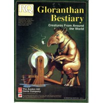 Gloranthan Bestiary (jdr Runequest en VO) 001