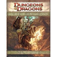 Guide des Joueurs des Royaumes Oubliés (jdr Dungeons & Dragons 4 en VF)