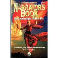 Narrator's Book - Game Mastering in the Hero Wars (jdr HeroWars en VO)
