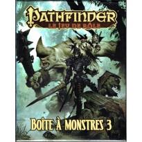Boîte à Monstres 3 (jdr Pathfinder en VF)