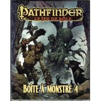 Boîte à Monstres 4 (jdr Pathfinder en VF)