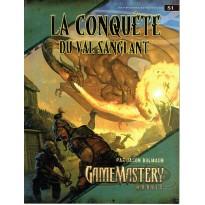 S1 La Conquête du Val Sanglant (jdr Pathfinder GameMastery module en VF)