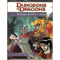 Player's Strategy Guide (jdr Dungeons & Dragons 4 en VO) 001