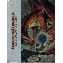 Dungeon Master's Guide - Deluxe Edition (jdr Dungeons & Dragons 4 en VO)