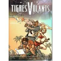 Tigres Volants - Livre de base (jdr 2ème édition en VF)