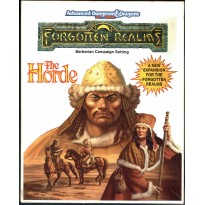 The Horde - Barbarian Campaign Setting (jdr AD&D 2nd edition - Forgotten Realms en VO)