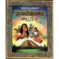 Maztica - Campaign Set (jdr AD&D 2nd edition - Forgotten Realms en VO) 003