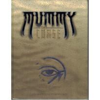 Mummy The Curse (jdr Le Monde des Ténèbres en VO)