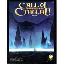 Call of Cthulhu - Horror Roleplaying (Livre de base Sixth Edition en VO)