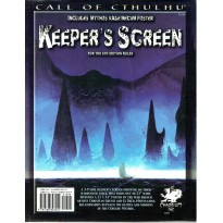 Call of Cthulhu - Keeper's Screen (jdr 6th Edition en VO)
