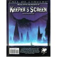 Call of Cthulhu - Keeper's Screen (jdr 6th Edition en VO) 001