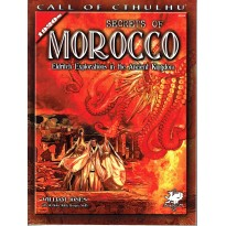 Secrets of Morocco (Rpg Call of Cthulhu 1920s en VO) 001