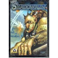 Shadowrun 3 - Ecran et livret (jdr 3ème édition en VF) 004