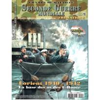 Seconde Guerre Mondiale N° 12 Thématique (Magazine histoire militaire) 001