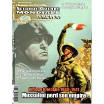Seconde Guerre Mondiale N° 13 Thématique (Magazine histoire militaire)