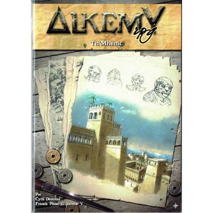 Alkemy Rpg - Th'Mhénic (jdr compatible D&D 4 en VF) 001