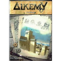 Alkemy Rpg - Th'Mhénic (jdr compatible D&D 4 en VF)