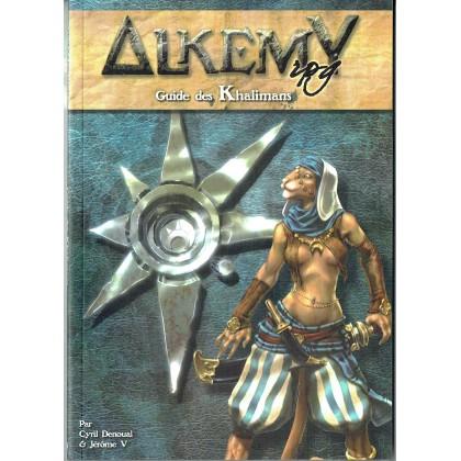 Alkemy Rpg - Guide des Khalimans (jdr compatible D&D 4 en VF) 001