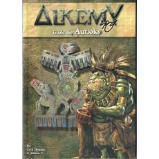 Alkemy Rpg - Guide des Aurloks (jdr compatible D&D 4 en VF)