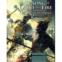 A Song of Ice and Fire - A Game of Thrones Edition (jdr Le Trône de Fer en VO)