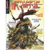 Ravage N° 1 (le Magazine des Jeux de Stratégie Fantastique) 002