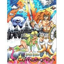 Space Sword - Le Compagnon (jeu de rôles en VF)