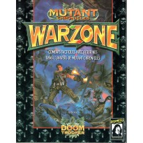 Warzone - Livre de Règles (Jeu de figurines Mutant Chronicles en VF) 003