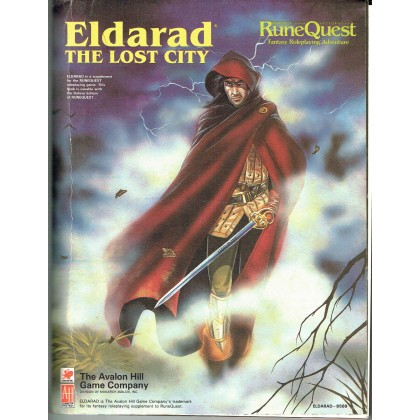 Eldarad The Lost City (rpg Runequest en VO) 003