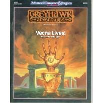 WGA4 Vecna lives! (jdr AD&D 2ème édition - Greyhawk Adventures en VO) 002