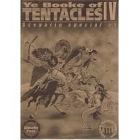Ye Booke of Tentacles IV - Scenario Special 1 (prozine HeroQuest Hero Wars en VO) 002