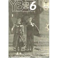 Ye Booke of Tentacles 6 (prozine HeroQuest Hero Wars en VO) 001