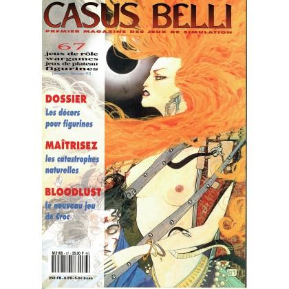 Casus Belli N° 67 (magazine de jeux de rôle) 007