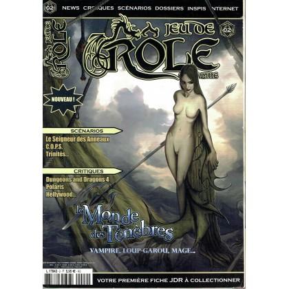 Jeu de Rôle Magazine N° 2 (revue de jeux de rôles) 004