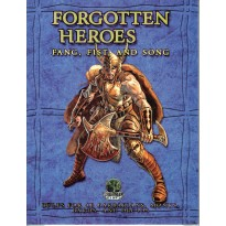 Forgotten Heroes - Fang, Fist and Song (jdr D&D 4 en VO)