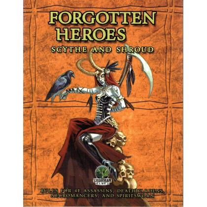 Forgotten Heroes - Scythe and Shroud (jdr D&D 4 en VO) 001