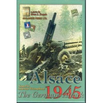 Alsace 1945 - The German Attack (wargame Avalanche Press en VO)
