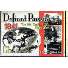 Defiant Russia 1941 - The war against nazi aggression (wargame Avalanche Press en VO)