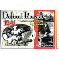Defiant Russia 1941 - The war against nazi aggression (wargame Avalanche Press en VO)